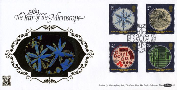 Microscopes, Snowflakes