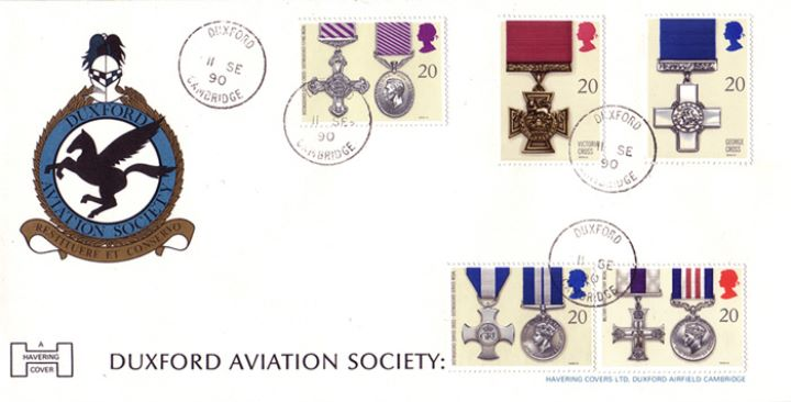 Gallantry, Duxford Aviation Society