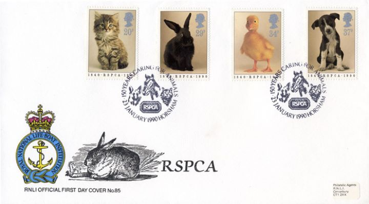 RSPCA, RNLI Official