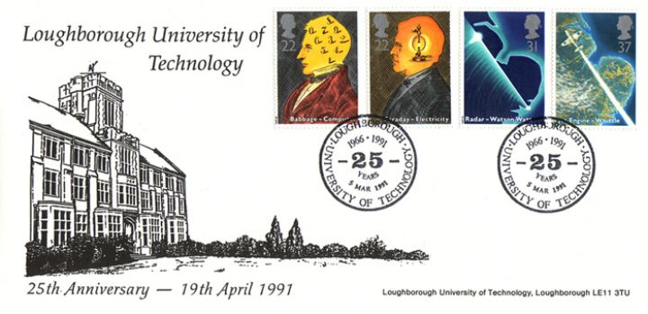 Scientific Achievements, Loughborough University
