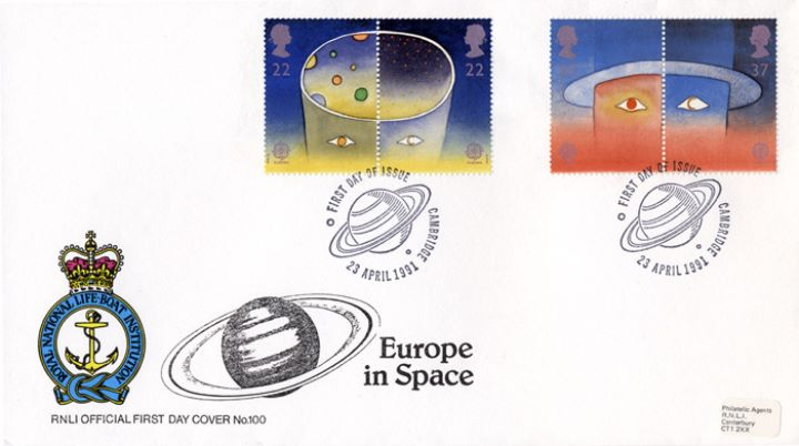 Europe in Space, RNLI Official