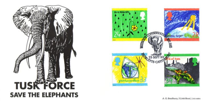 Green Issue, Tusk Force - Save the Elephants