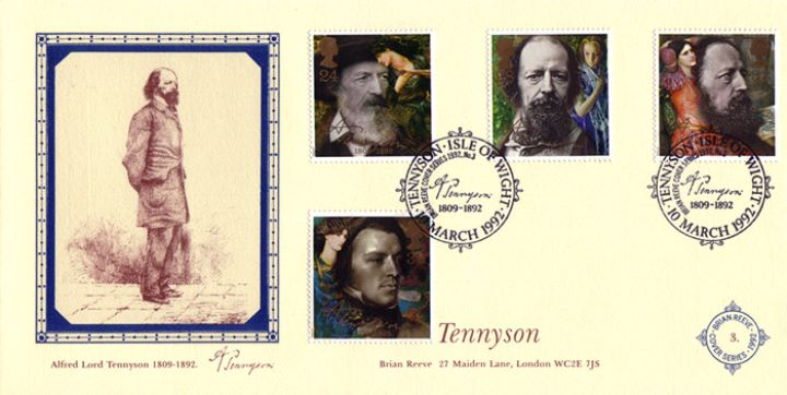 Tennyson, Alfred Lord Tennyson