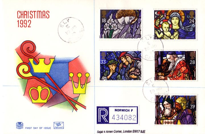 Christmas 1992, Three Crowns