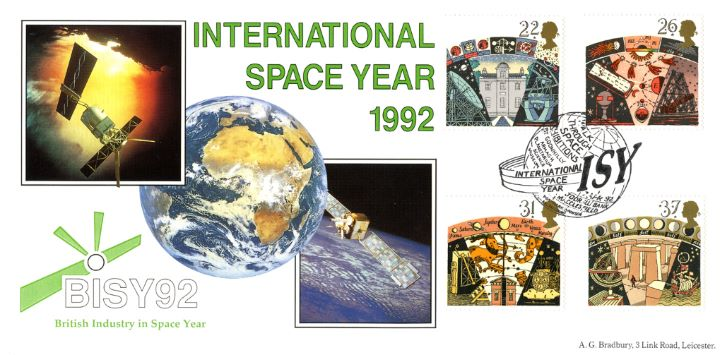 British Industry in Space, International Space Year