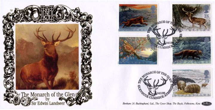 4 Seasons: Winter, The Monarch of the Glen