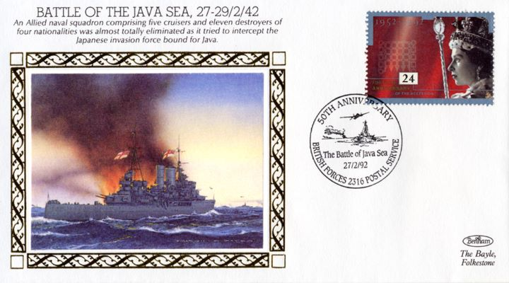 Battle of the Java Sea, Allied Naval Squadron