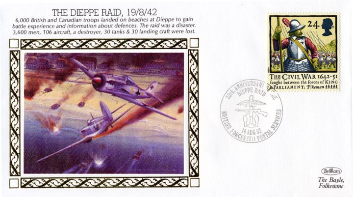 The Dieppe Raid, The raid was a Disaster