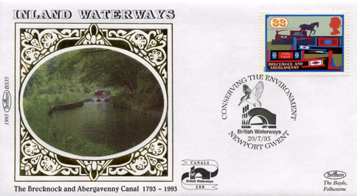Inland Waterways, Brecknock & Abergavenny Canal