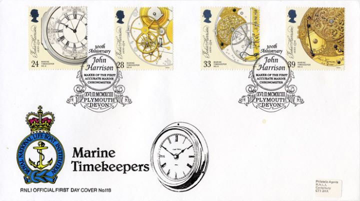 Maritime Clocks, RNLI Official