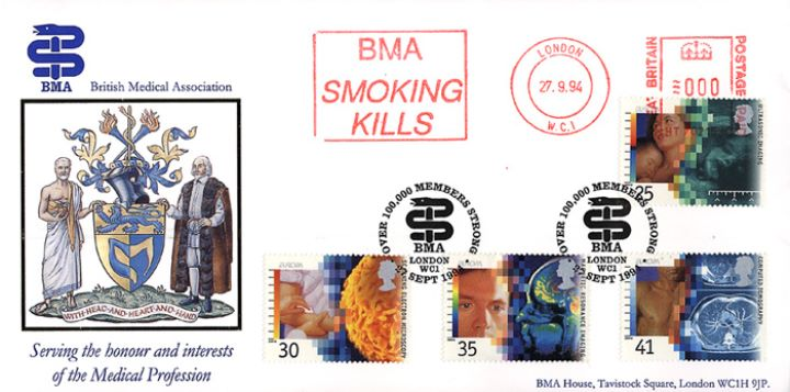Medical Discoveries, BMA