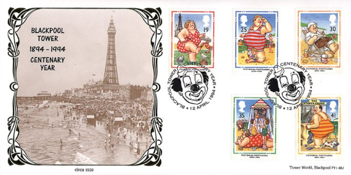 Picture Postcards, Blackpool Tower Centenary