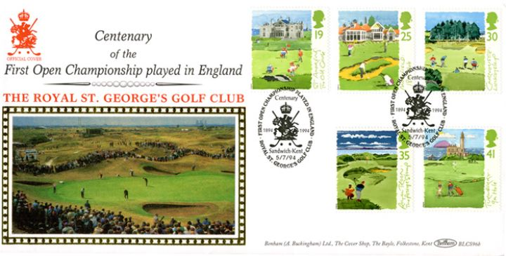 Golf, The Royal St. George