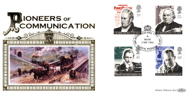 Communications, Pioneers of Communication