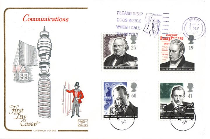Communications, Post Office Tower