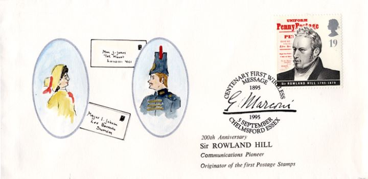 Communications, Victorian Correspondence