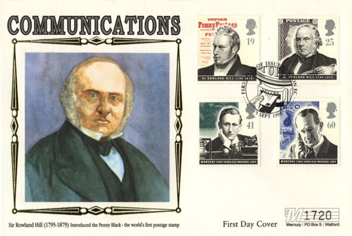Communications, Sir Rowland Hill