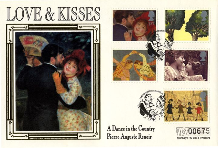 Love & Kisses (Greetings), A Dance in the Country