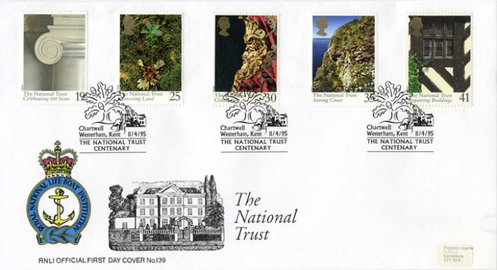 National Trust, RNLI Official