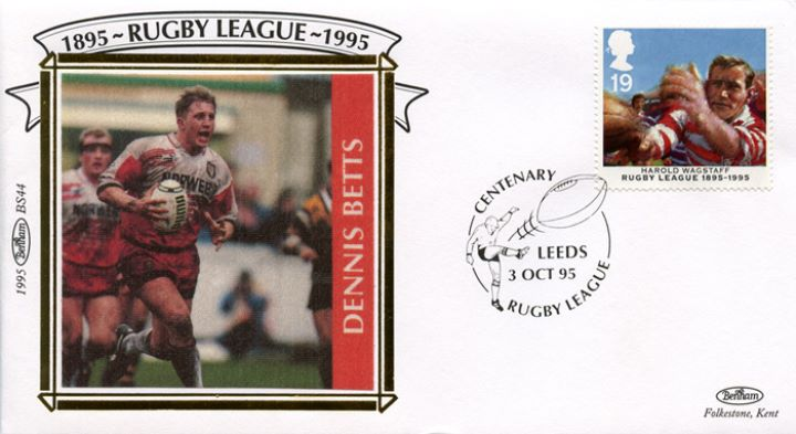 Rugby League, Dennis Betts