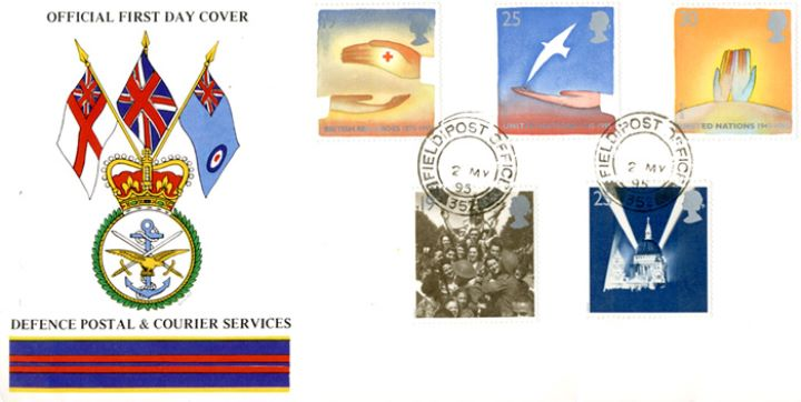 Peace and Freedom, Postal & Courier Services
