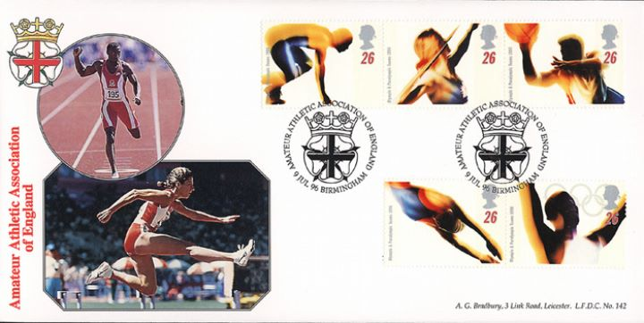 Olympic Games 1996, Amateur Athletic Association