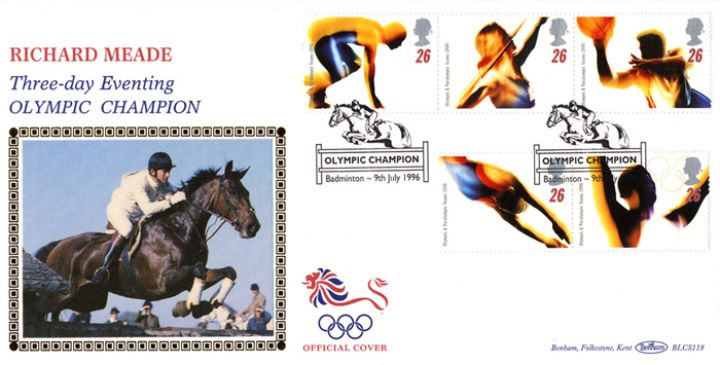 Olympic Games 1996, Richard Meade