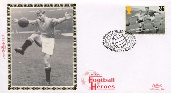 Football Legends, Duncan Edwards