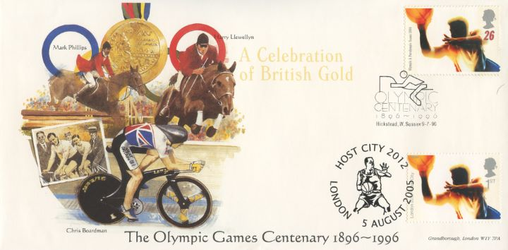 Olympic Games 1996, Show Jumping & Cycling