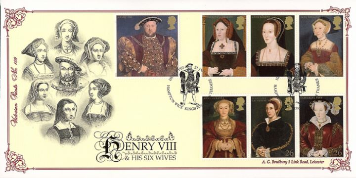 The Great Tudor, Henry & his six wives