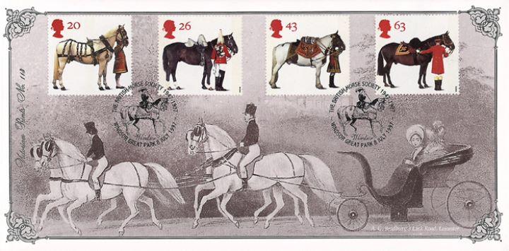 All the Queen's Horses, Victoria in Carriage