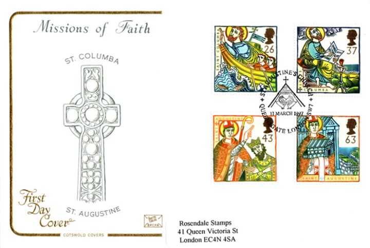 Missions of Faith, Celtic Cross