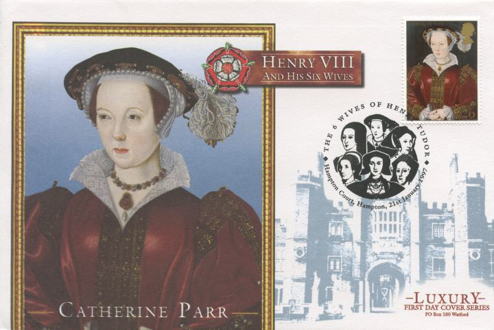 The Great Tudor, Catherine Parr