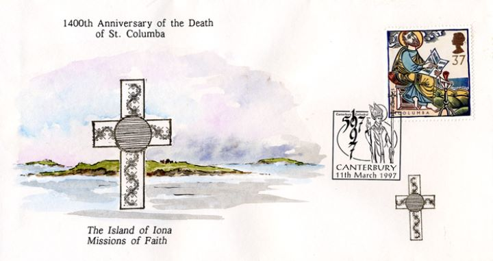 Missions of Faith, The Island of Iona