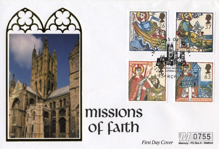 Missions of Faith, Canterbury Cathedral
