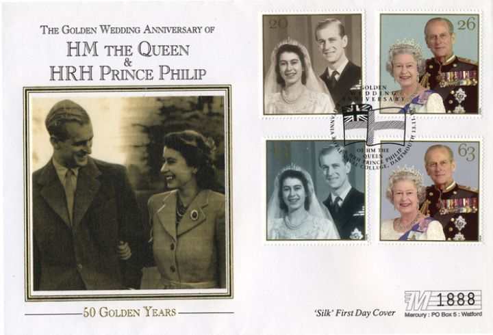 Golden Wedding, Elizabeth & Philip