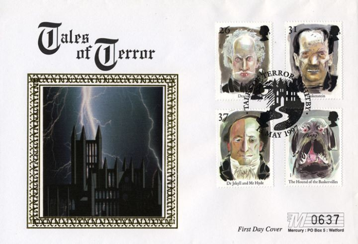 Tales of Terror, Haunted House