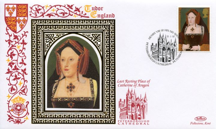 The Great Tudor, Catherine of Aragon