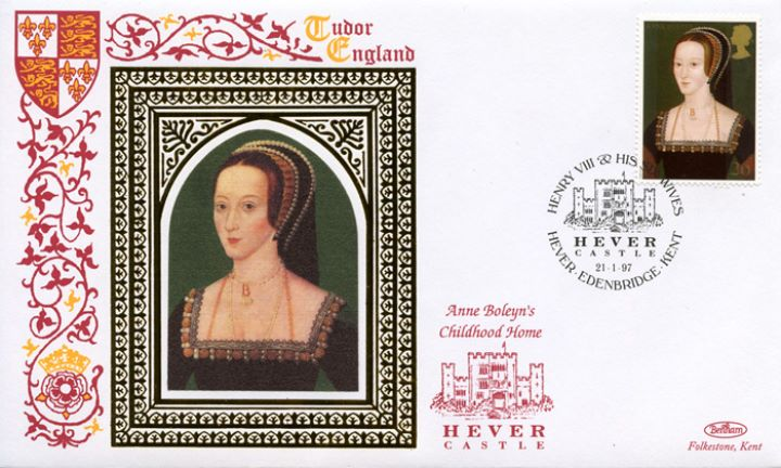 The Great Tudor, Anne Boleyn