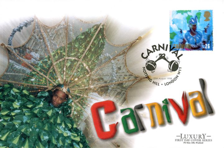 Carnivals, Greens and Blues