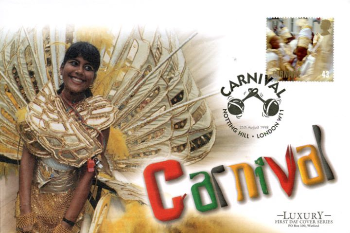 Carnivals, Browns and Golds