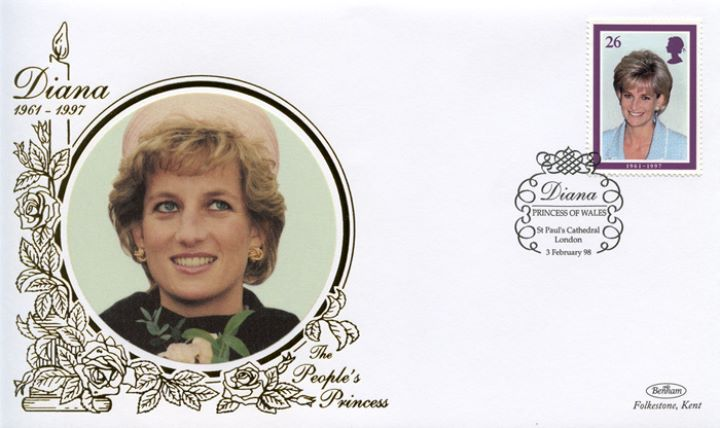 Diana, Princess of Wales, A Royal Wedding