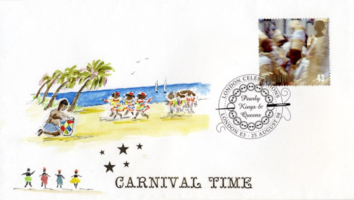 Carnivals, Carnival on the Beach