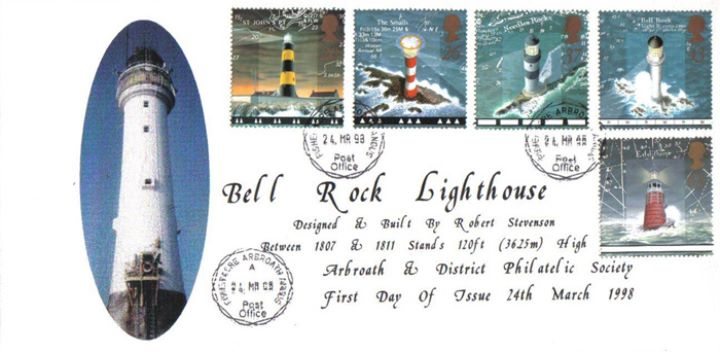 Lighthouses, Bell Rock Lighthouse