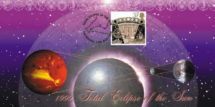 Total Eclipse, Astrological Cover