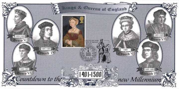 Kings & Queens, 15th Century Monarchs of England