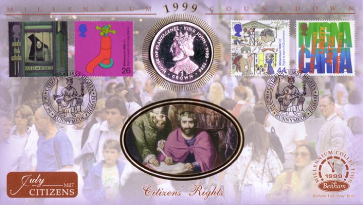 Citizens' Tale, King John and Magna Carta