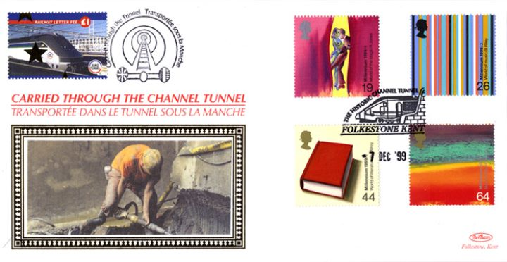Artists' Tale, Historic Channel Tunnel