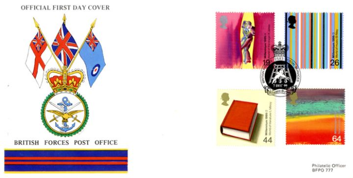 Artists' Tale, Postal & Courier Services