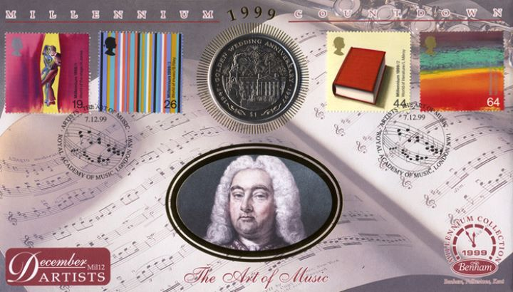 Artists' Tale, George Frederick Handel